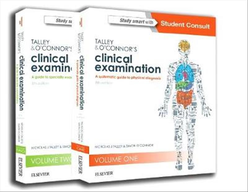 Clinical Examination: A Systematic Guide to Physical Diagnosis, 8e