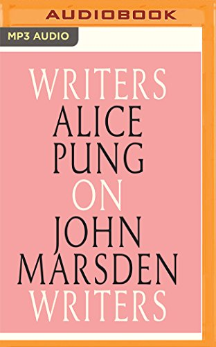 Alice Pung on John Marsden: Writers on Writers