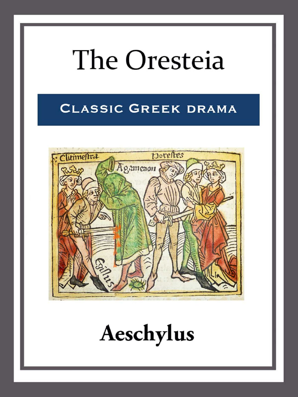the oresteia essay Get help on 【 justice in the oresteia essay 】 on graduateway huge assortment of free essays & assignments the best writers.