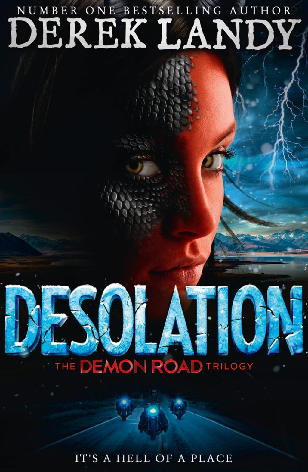 Desolation (Demon Road, Book 2)