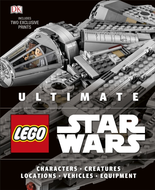 Ultimate LEGO Star Wars by DK, ISBN: 9780241288443