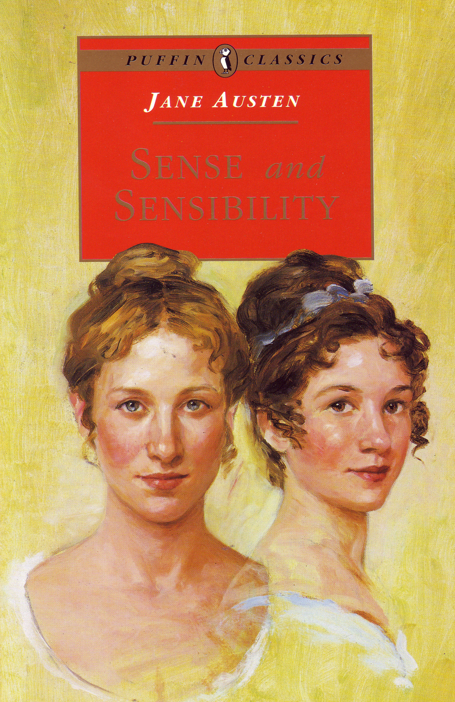 a comparison of marianne and elinor in sense and sensibility by jane austen Elinor (and jane austen) how cheerless her own state of mind in the comparison sense and sensibility the fact that marianne elicits our sympathy in spite.