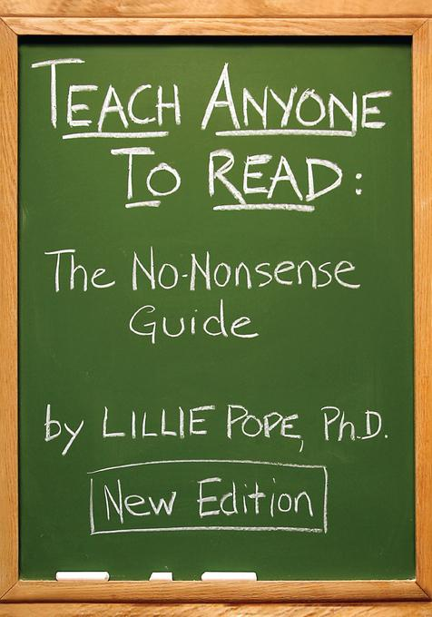 Teach Anyone to Read: A No-Nonsense Guide