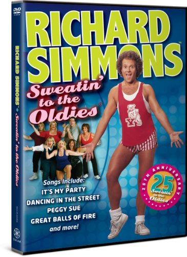 Richard Simmons - Sweatin' to the Oldies by Unknown, ISBN: 0018713604040