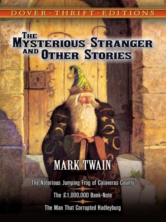 the mysterious stranger essays