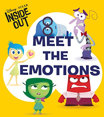 Meet the Emotions (Disney/Pixar Inside Out)Glow-In-The-Dark Board Book