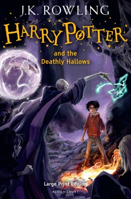 Harry Potter and the Deathly Hallows large print edition