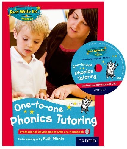 Read Write Inc.: Phonics One-to-one Tutoring Kit Professional Development DVD and Handbook