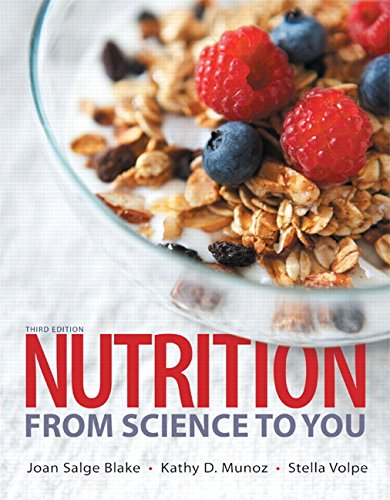 Nutrition: From Science to You Plus Masteringnutrition with Mydietanalysis with Etext -- Access Card Package