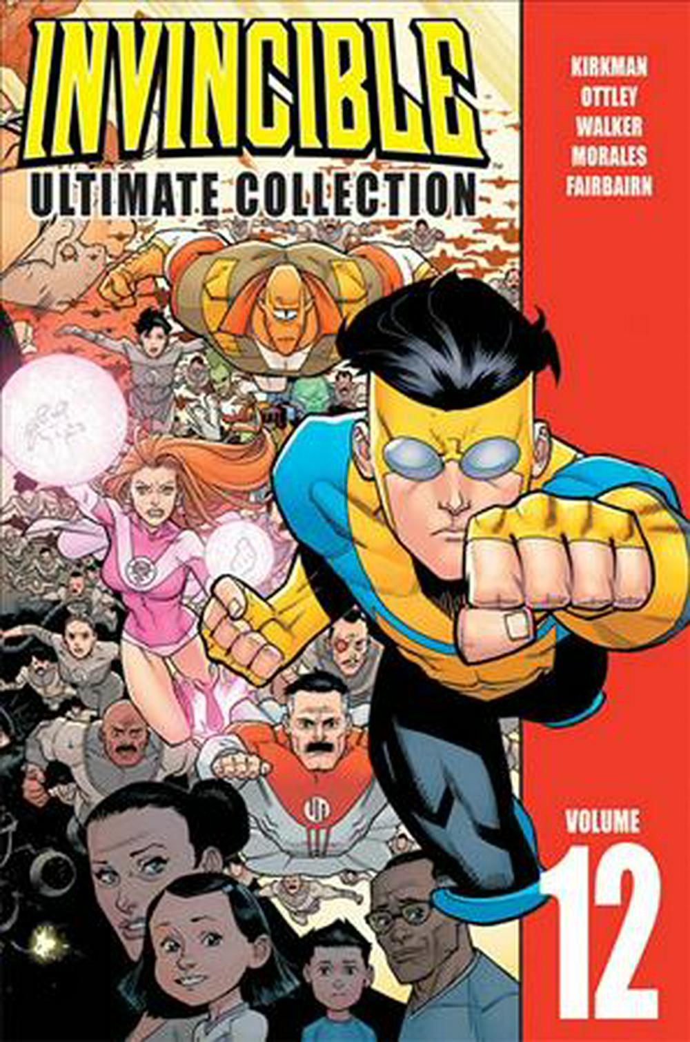 Invincible Ultimate Collection Volume 12 by Robert Kirkman, ISBN: 9781534306585