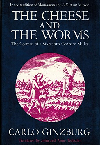 the cheese and the worms thesis statement Microhistory is the intensive historical investigation of a well-defined smaller unit of research (most often a single event, the community of a village, or an individual) in its ambition, however, microhistory can be distinguished from a simple case study insofar as microhistory aspires to [ask] large questions in small places, to use the definition given by charles joyner.