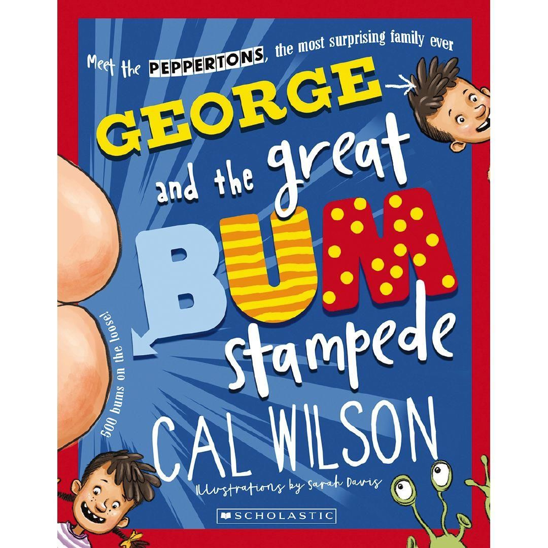 George and the Great Bum Stampede #1