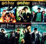 Harry Potter Years 1-6 Collection (6-Pack, 9-DVD, Widescreen): Harry Potter and the Sorcerer's Stone (2-DVD) / Harry Potter and the Chambers of Secrets (2-DVD) / Harry Potter and the Prisoner of Azkaban (2-DVD) / Harry Potter and the Goblet of Fire / Harr by Unknown, ISBN: 0024543231561