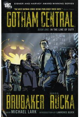 Gotham Central: In the Line of Duty Bk. 1