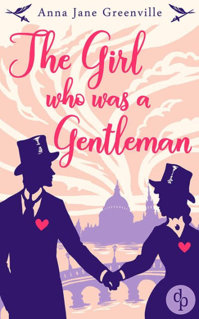 The Girl Who Was a Gentleman (Victorian Romance, Historical)