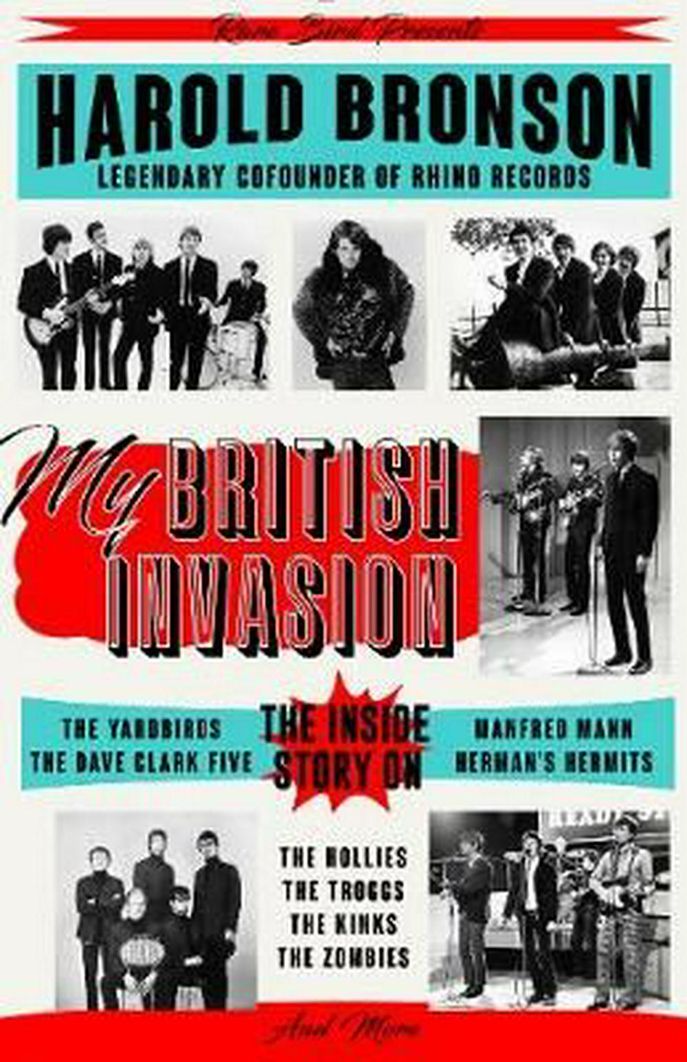 My British Invasion