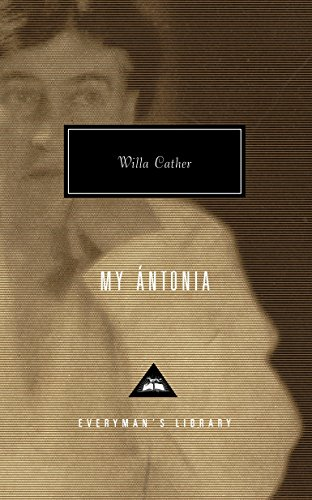 an introduction to the strong woman frances harling in my antonia by willa cather Willa cather constructed my Ántonia from memories about people and places that were very dear to her and wove them together to form a larger story for thi.