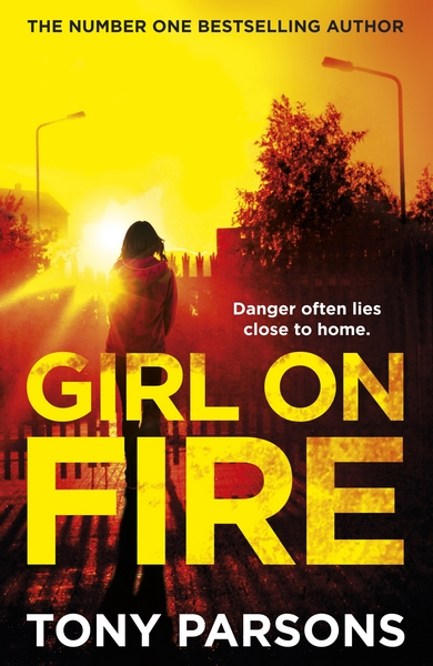 Girl On Fire(DC Max Wolfe)