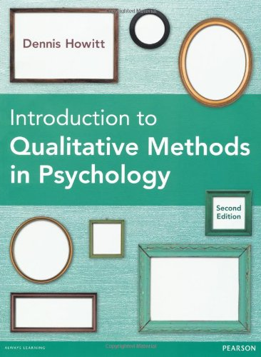 introduction to qualitative An introduction is a crucial part of your qualitative research study because it gives your readers a roadmap of what they can expect in reading your paper like in any other study, your introduction needs to state the problem, describe the methodology and outline the conclusion.