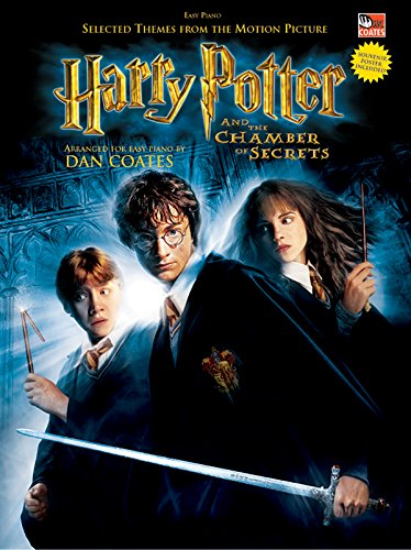 Harry Potter and the Chamber of Secrets : Selected Themes from the Motion Picture - Easy Piano