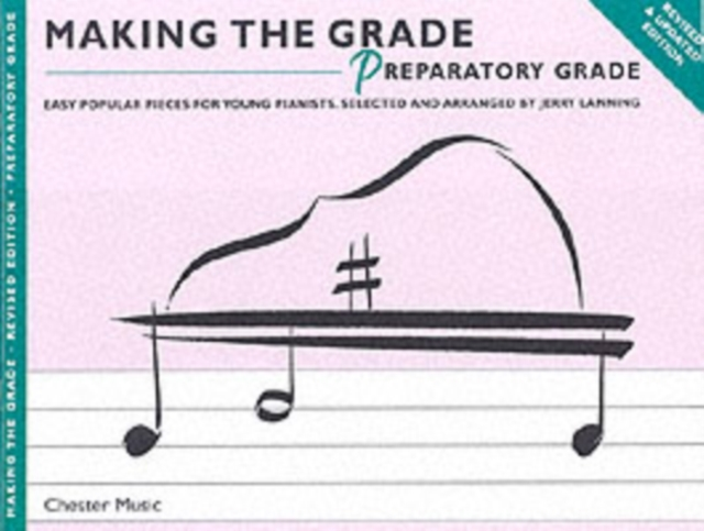 Making the Grade Piano Repertoire Pre Grade 1