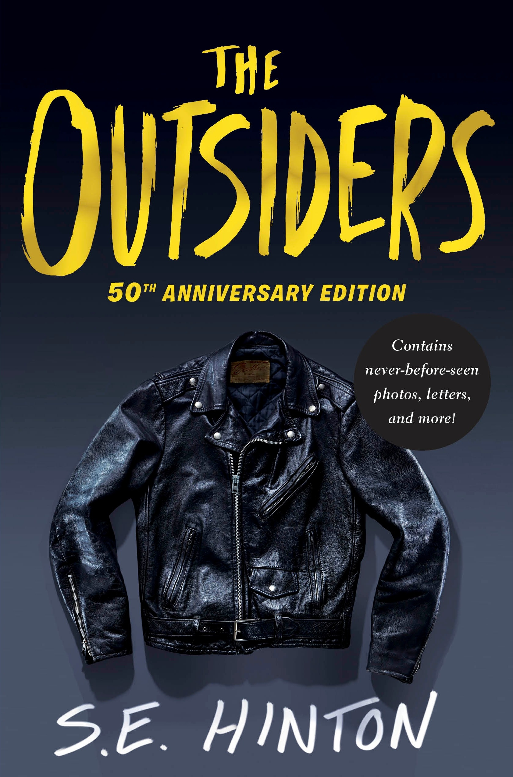 The Outsiders 50th Anniversary Edition by S. E. Hinton, ISBN: 9780425288290
