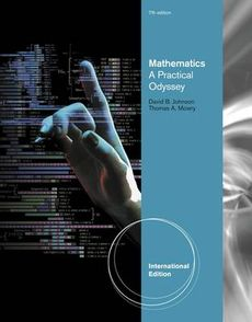 mathematics a practical odyssey 7th edition Find great deals on ebay for mathematics a practical odyssey and movado mens watch mathematics: a practical odyssey 7th edition new (other) mathematics watch.