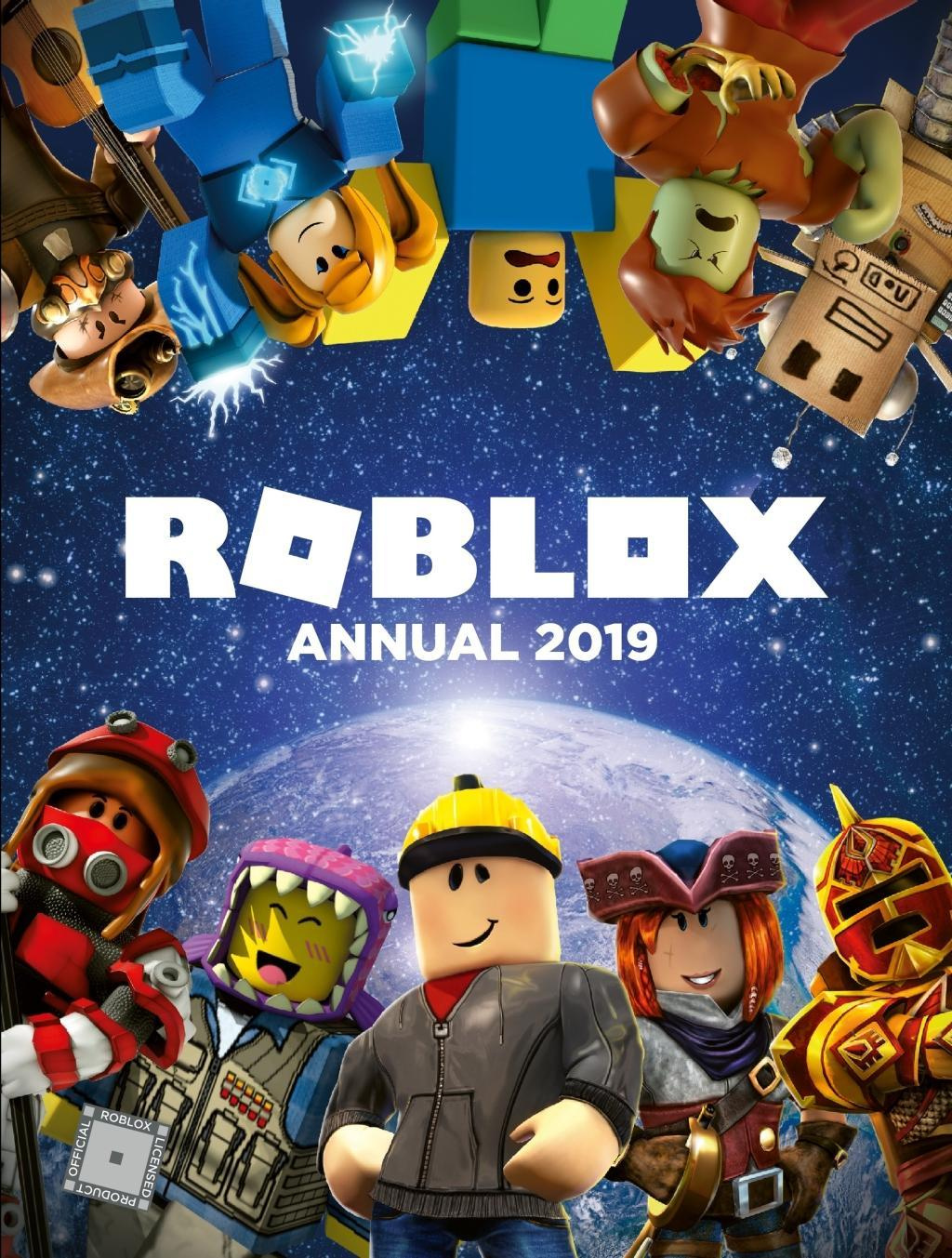 Roblox Annual 2019 by Egmont Publishing UK, ISBN: 9781405291156