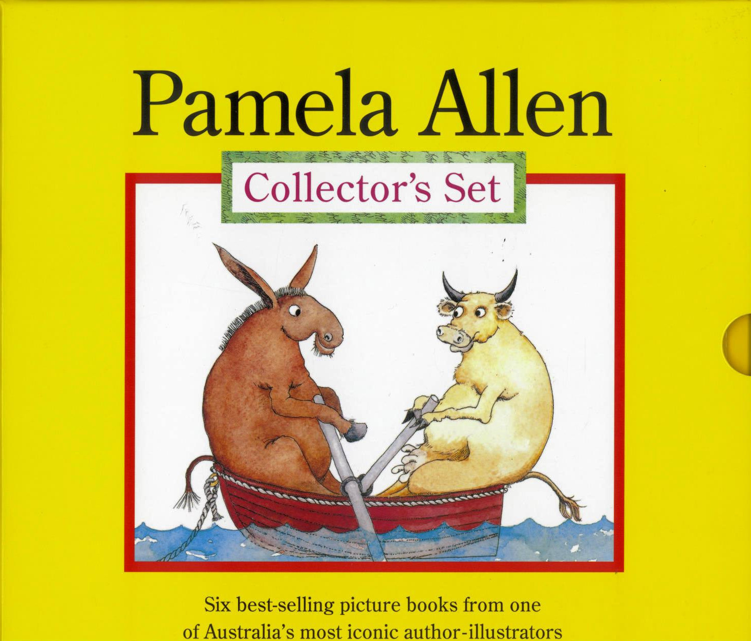 Pamela Allen Collector's Set