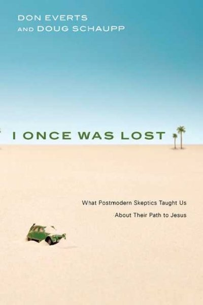I Once Was Lost by Don Everts, ISBN: 9780830836086