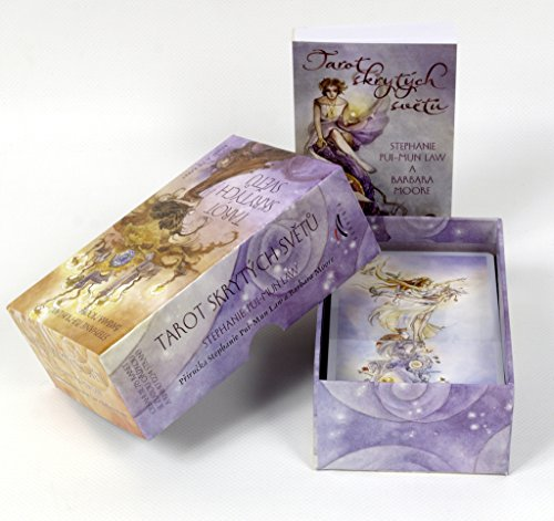 Tarot Skrytych Svetu - Shadowscapes Tarot deck with gilded edges, CZECH EDITION