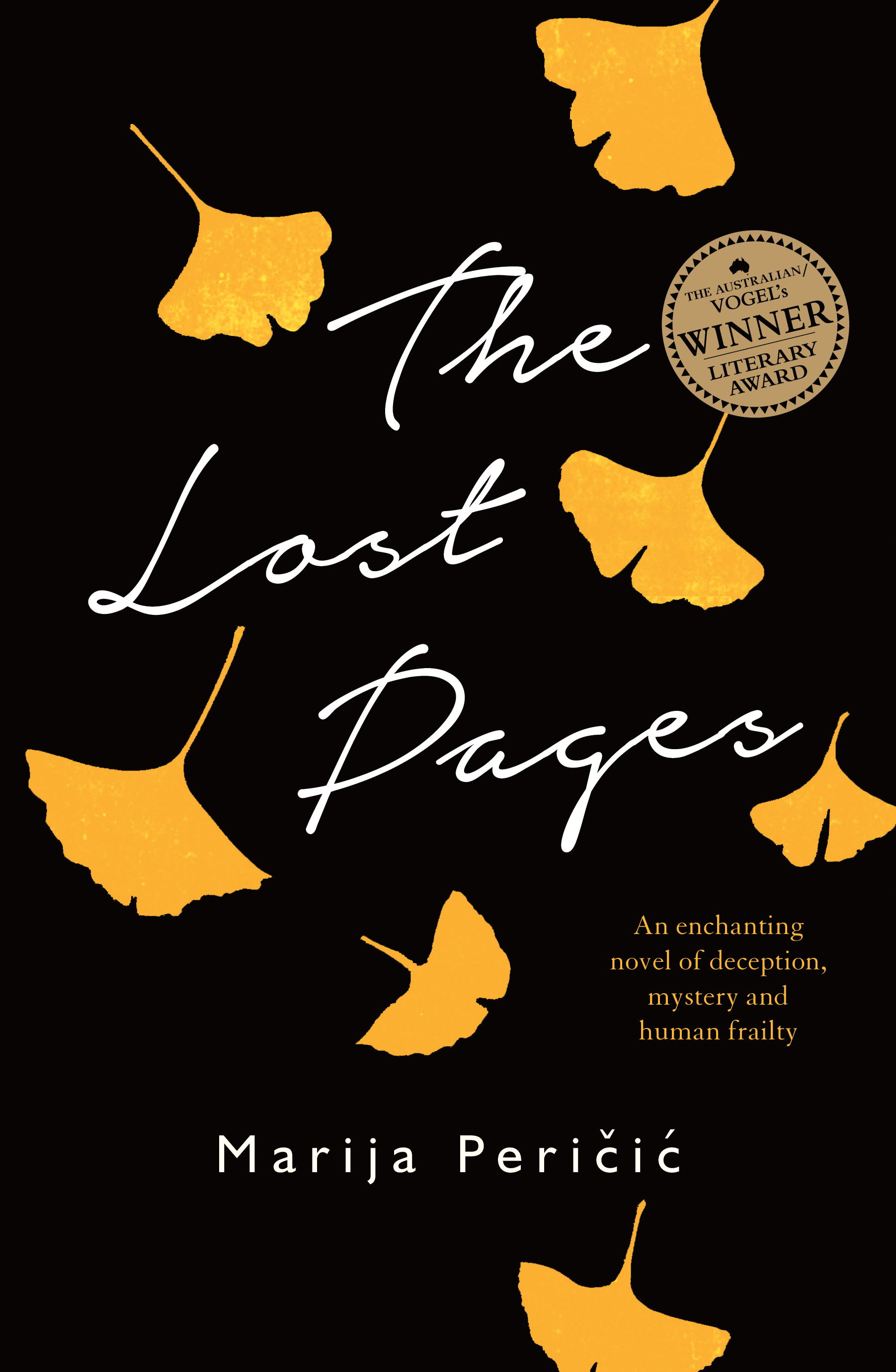 The Lost PagesVogel Winner 2017