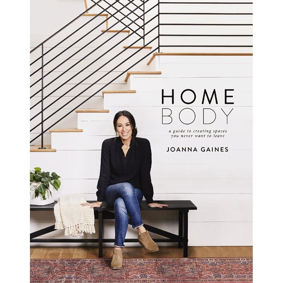 Homebody by Joanna Gaines, ISBN: 9780062801975