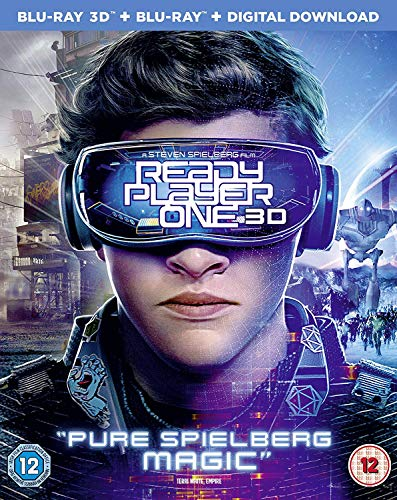 Ready Player One [Blu-ray 3D] [2018]