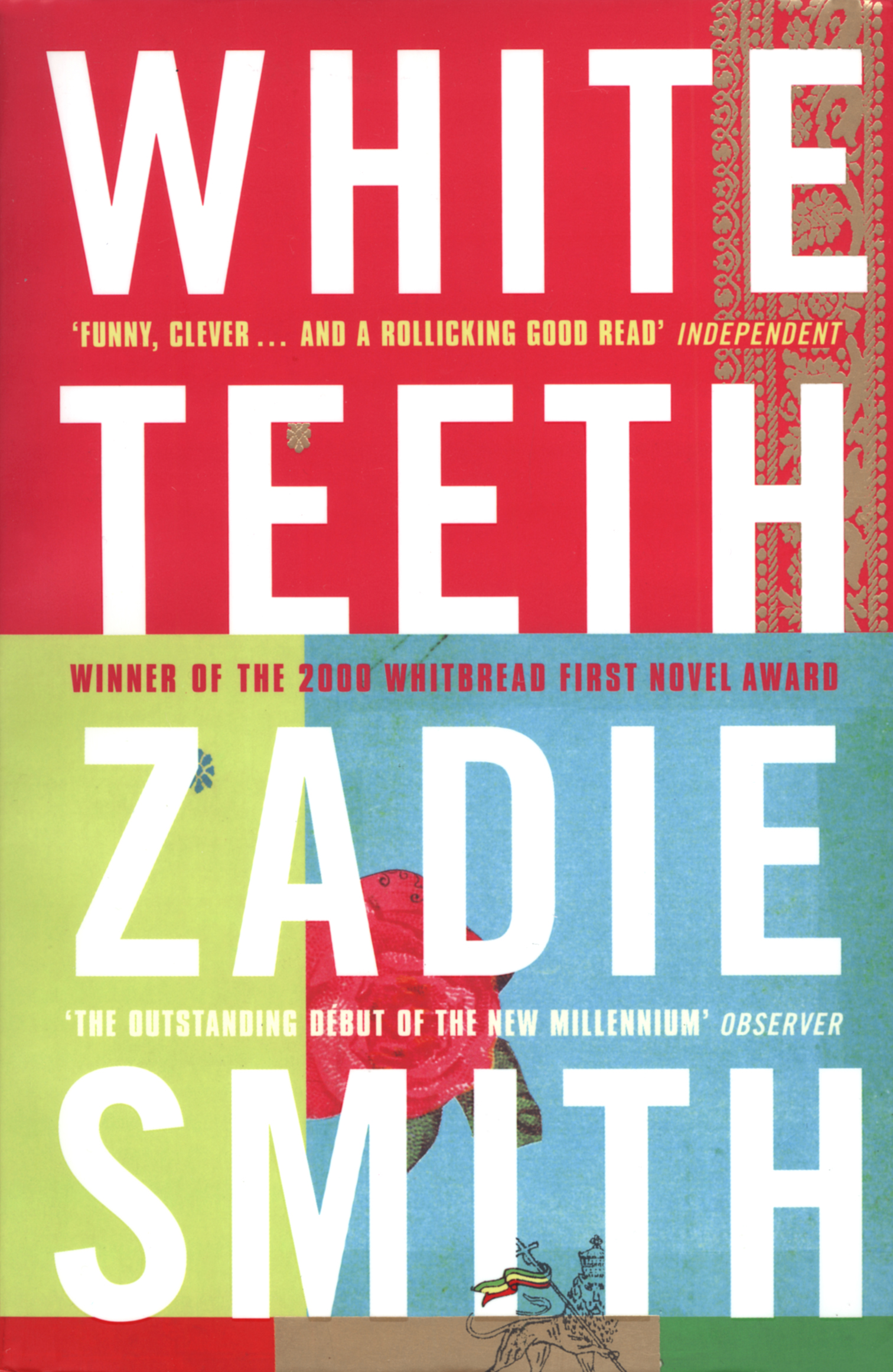 White Teeth by Zadie Smith, ISBN: 9780140276336