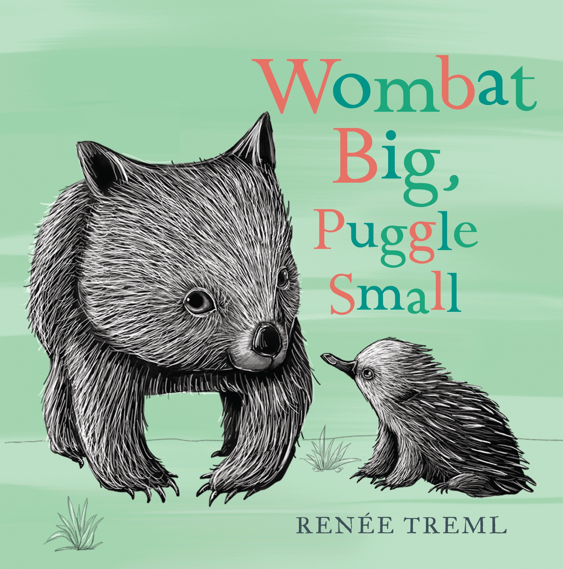 Wombat Big, Puggle Small