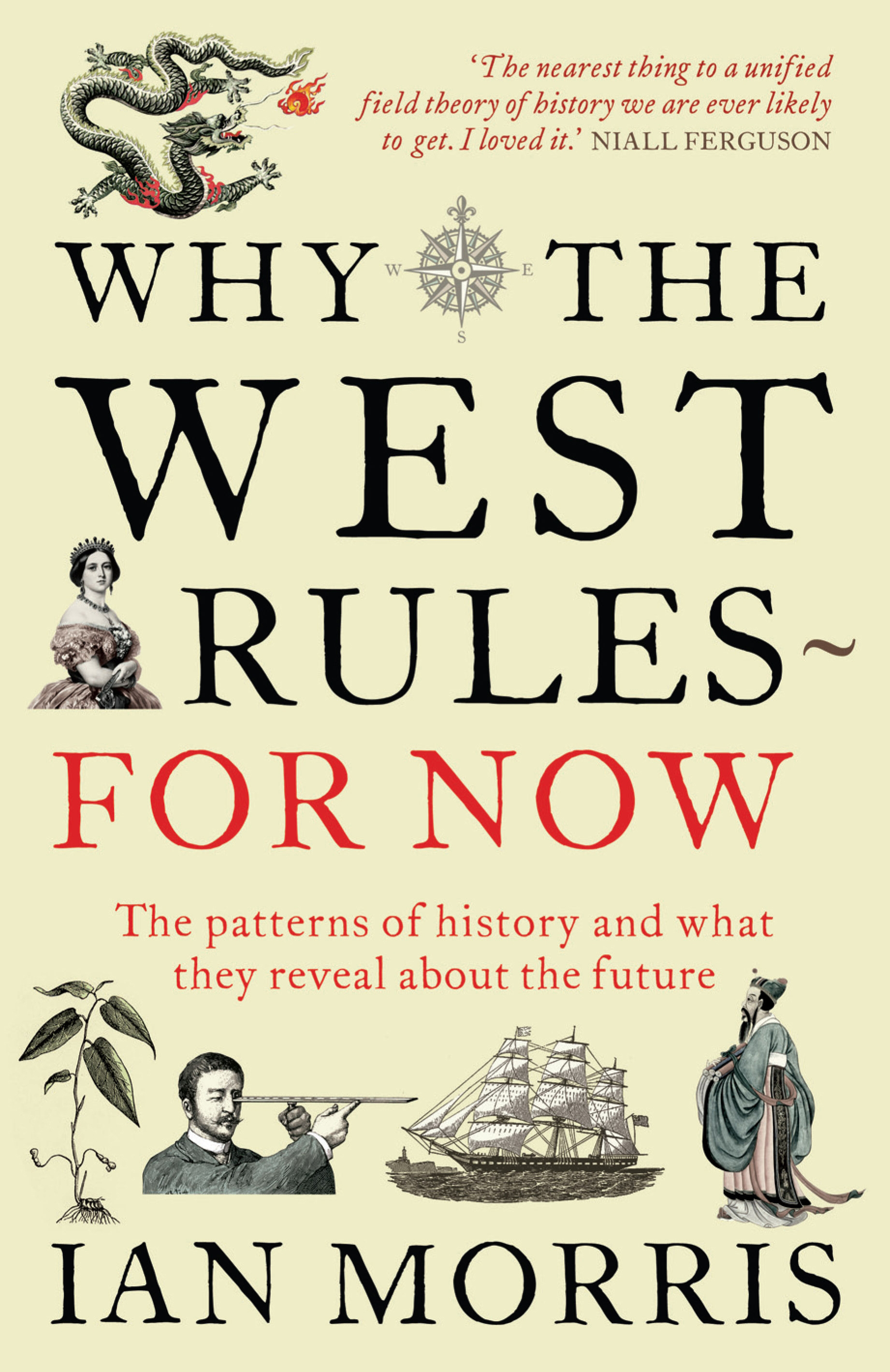 Why The West Rules - For Now