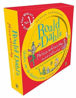 Roald Dahl's Phizz-whizzing Audio Collection by Roald Dahl, ISBN: 9780141807898