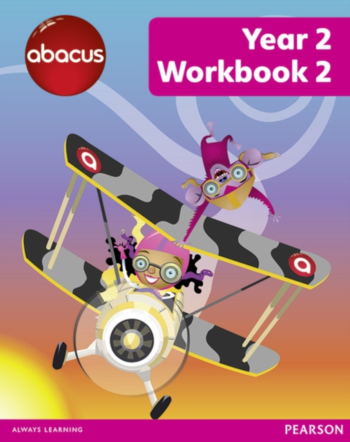 Abacus Year 2 Workbook 2 (Abacus 2013) by Ruth Merttens BA  MED, ISBN: 9781408278451