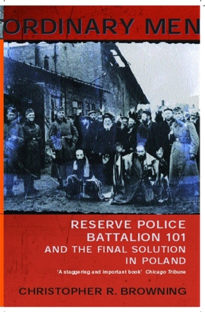 the behavior of the men in police battalion 101 Reserve police battalion 101 was a nazi german paramilitary formation of ordnungspolizei the reserve battalion 101 composed of 500 men in their thirties.