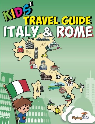 Booko Comparing Prices For Kids Travel Guide Italy Rome - 8 fun activities for kids in rome