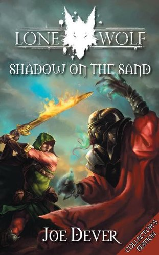 Lone Wolf 5: Shadow on the Sand