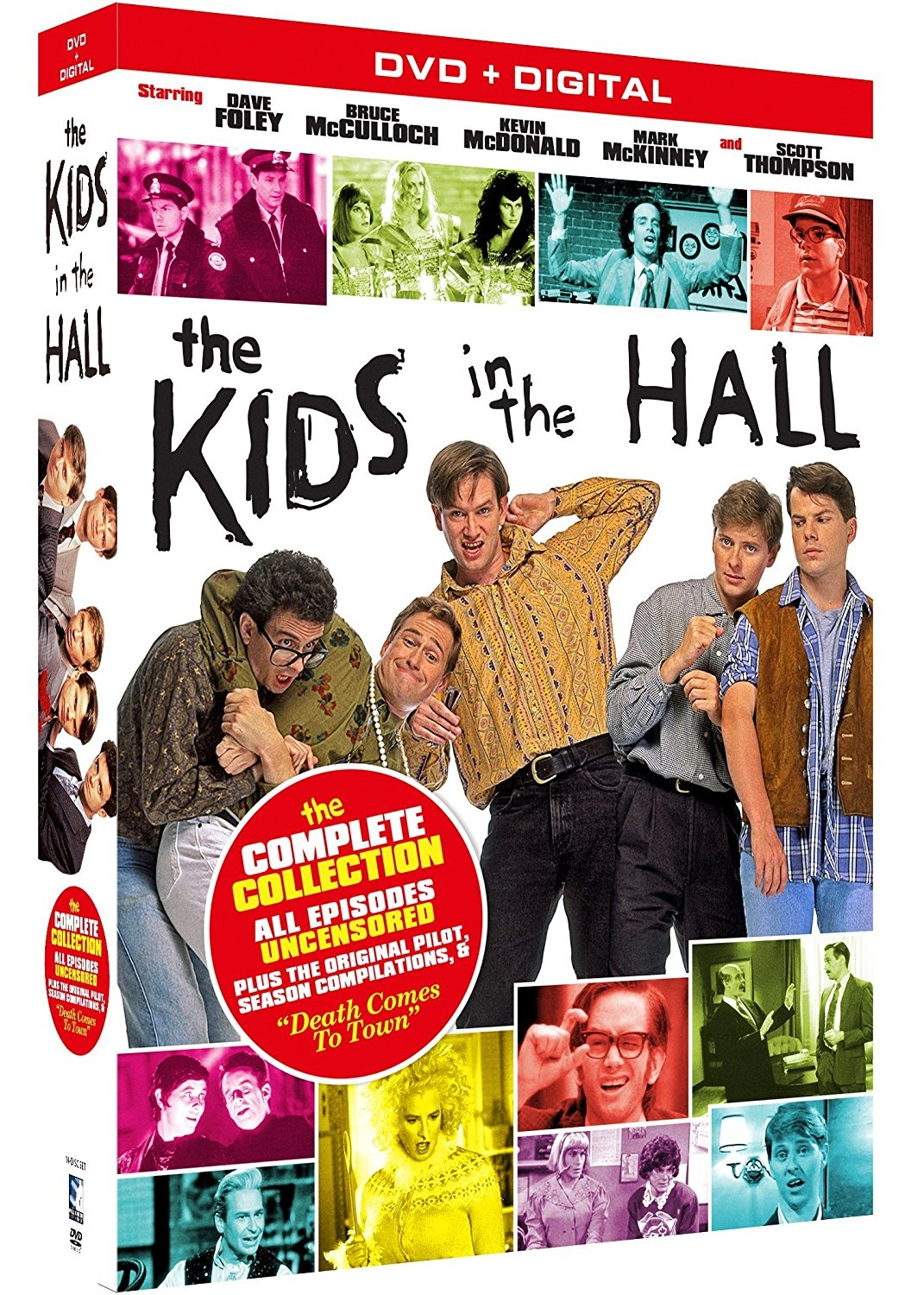 Kids In The Hall - The Complete Collection + Digital by Unknown, ISBN: 0826831071763