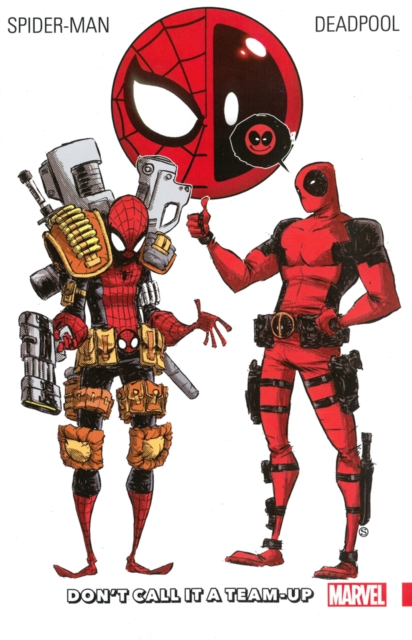 SpiderMan Deadpool Vol. 0: Don't Call It A TeamUp