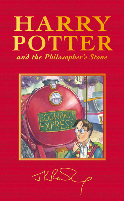 Harry Potter and the Philosopher's Stone by J. K. Rowling, ISBN: 9780747545729