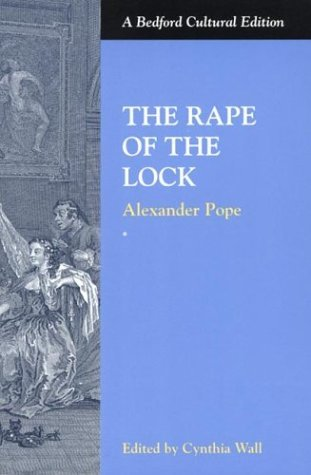 a plot overview of alexander popes the rape of the lock Restoration and 18th century theatre research on alexander popes the rape of the lock with an entirely new and original plot depicting the.