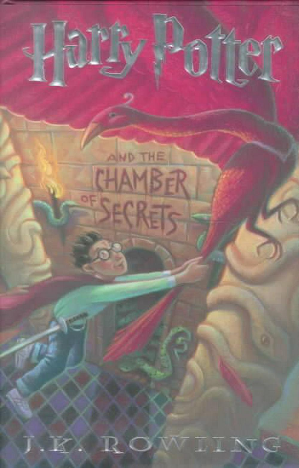 Harry Potter and the Chamber of Secrets by J. K. Rowling, ISBN: 9780786222735
