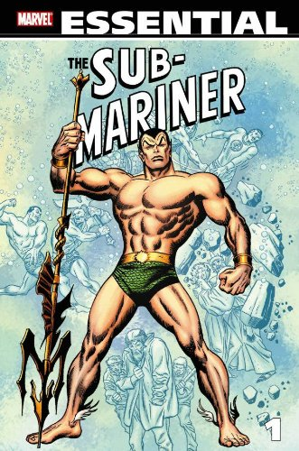 Essential Sub-Mariner: Vol. 1