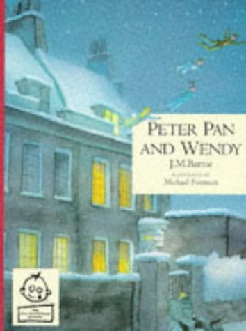 Peter Pan and Wendy (Little Classics) by Barrie, James Matthew