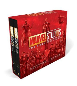 Marvel Studios: The First Ten Years: The Definitive Story Behind the Blockbuster Studio by Tara Bennett, ISBN: 9781419732447